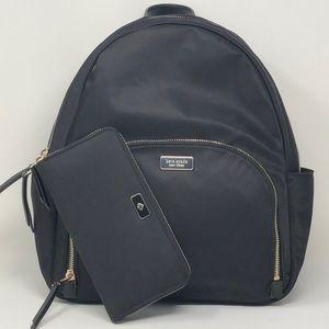 NWT Kate spade bundle large backpack+ wallet